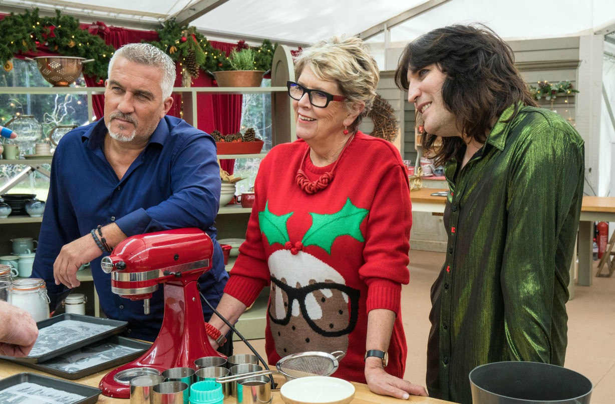You are currently viewing The Great British Bake Off New Season Trailer Has A New Sponsor