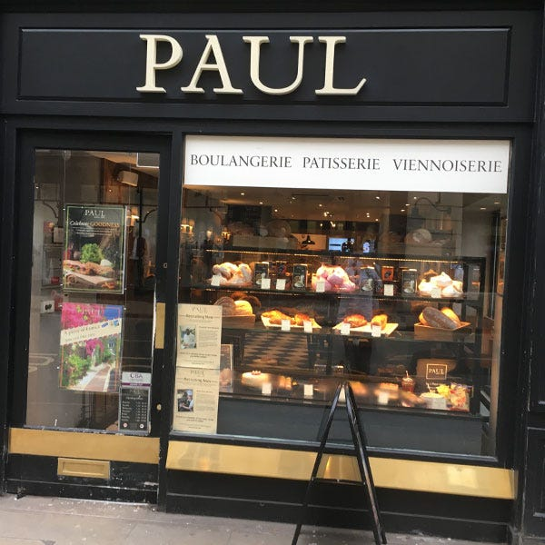 Paul Uk Launches Bake At Home Range