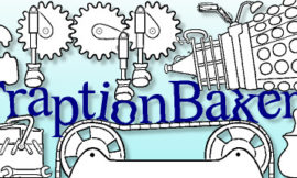New upcycling puzzler launches Traption Bakery