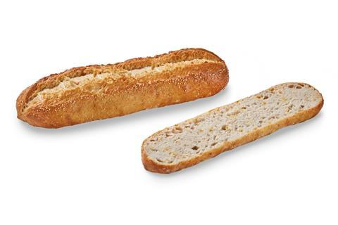 Bridor unveils protein-rich bread made from pulses