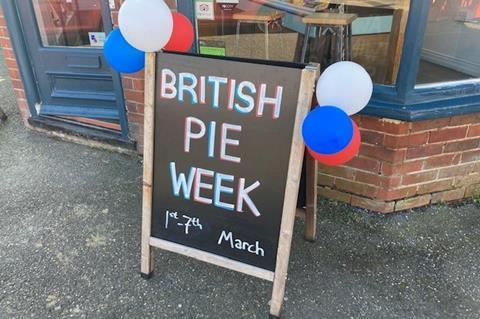 You are currently viewing British Pie Week 2021 activity round-up