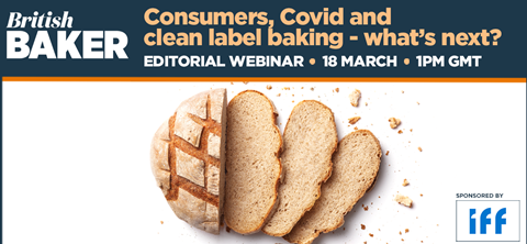 You are currently viewing Clean label webinar: meet the panellists
