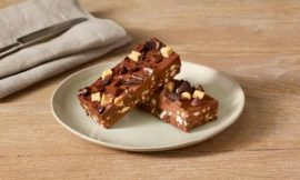 Finsbury and BOSH! partner with Costa for vegan traybake launch