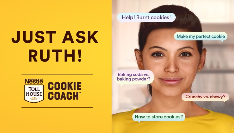 You are currently viewing Nestlé Toll House propels home baking trend with the help of an AI cookie expert