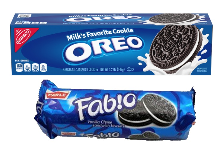 Oreo maker takes Indian biscuit giant to court over alleged lookalike cookies