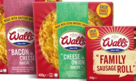 Wall's Pastry unveils Great Family Favourites range