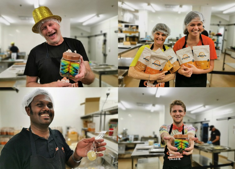 You are currently viewing Winning by quality, not sympathy: The Cookie Project celebrates milestone for Kiwis with disabilities