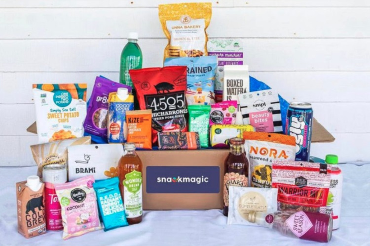 Build-you-own-snacks-stash gifting system obtains $15m increase in Series A financing