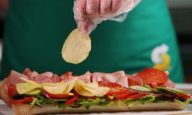 Subway teams with Walkers to offer crisp sandwich