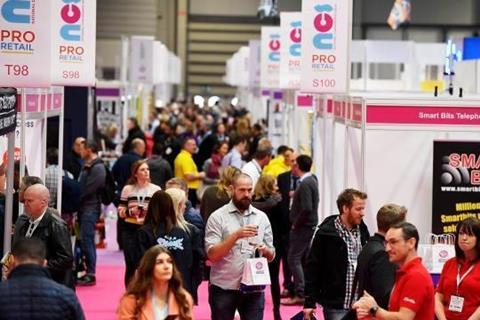 10 reasons to have confidence to participate in the UK Food & Drink Shows