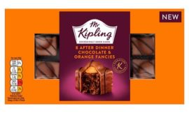 Mr Kipling sales hit ₤ 150m for very first time ever before