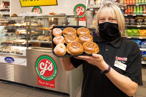 Spar Scotland strikes turning point in CJ's rollout