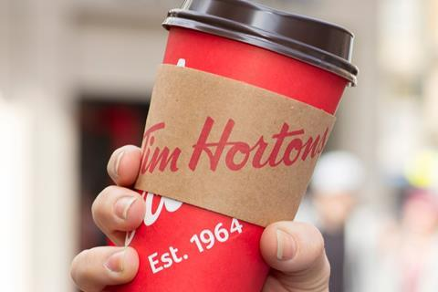 You are currently viewing Tim Hortons to open drive-thru store in Perth