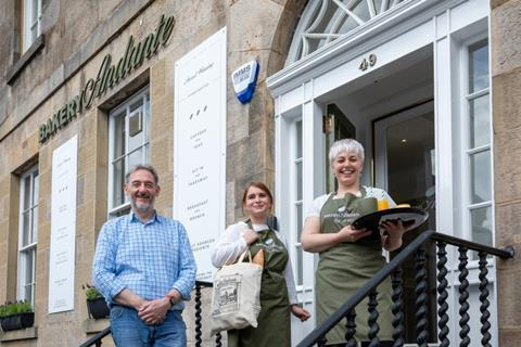 You are currently viewing Pastry shop Andante unveils 3rd website in Edinburgh