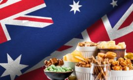 Selling UK snacks down under offering welcome increase