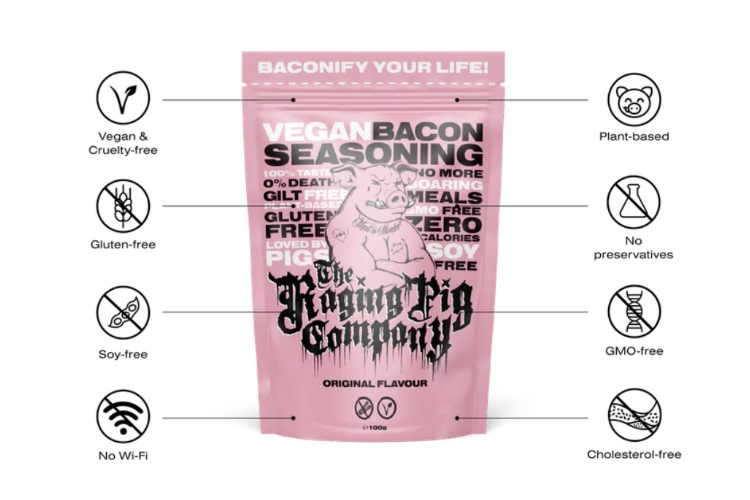 You are currently viewing UK food tech start-up invites pig-loving bacon followers to pimp their snacks