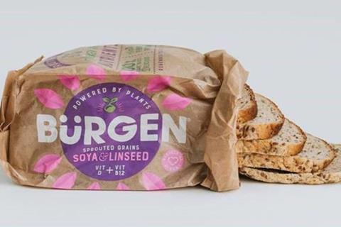 You are currently viewing Burgen releases 2 sprouted grain loaves