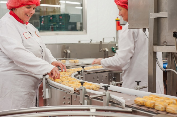 UK pastry producer in search of new employees to sustain increased need