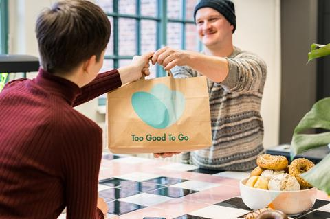 Read more about the article Bako safeguards take care of Too Good To Go app