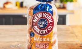 New York Bakery Carbon monoxide gives away 500,000 bagels to hungry youngsters