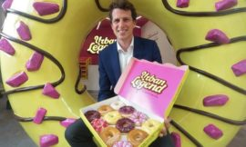 Revolutionary non-HFSS doughnut brand name highlights 'shake up' mission with powerful marketing approach