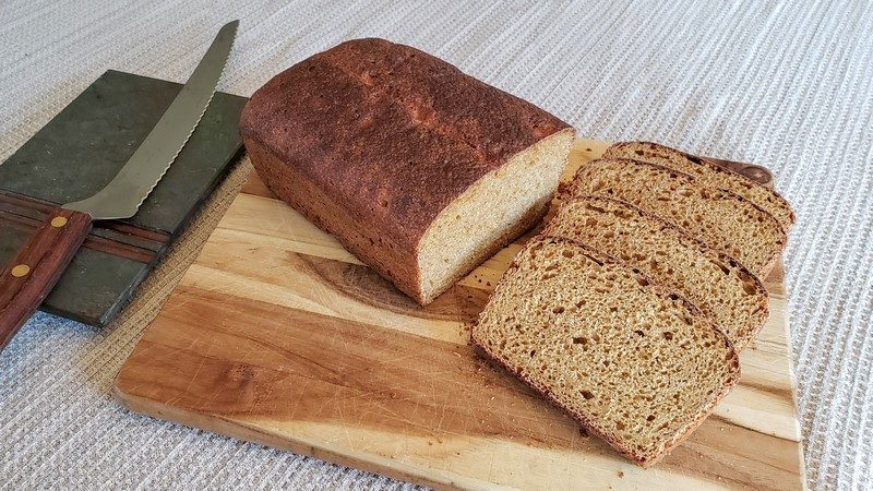 You are currently viewing Sourdough Breads with Einkorn Flour