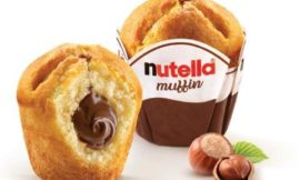 Ferrero Foodservice makes bakery debut with Nutella Muffin