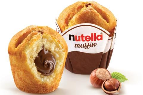 Read more about the article Ferrero Foodservice makes bakery debut with Nutella Muffin