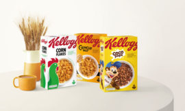 Kellogg's to pump multi-million dollar financial investment right into optimizing its North American supply chain
