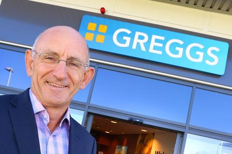 Read more about the article Secret messages from Greggs' CEO Roger Whiteside at Lunch!
