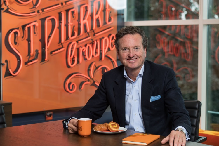 You are currently viewing St Pierre Groupe chooses new head to better improve its financially rewarding technique 'to do bakery differently'