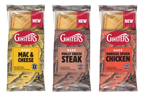Read more about the article Ginsters introduce globe flavour inspired bakes