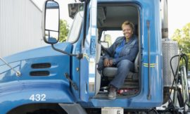 Global rate of interest in truck vehicle driver tasks in the UK escalates